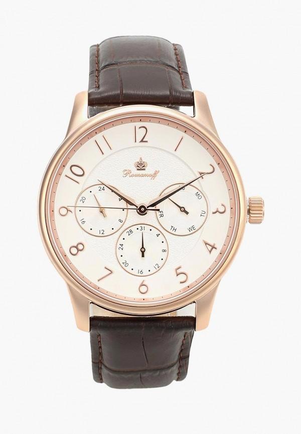 Купить Часы Romanoff, RO003DMMVH32, коричневый, Осень-зима 2018/2019