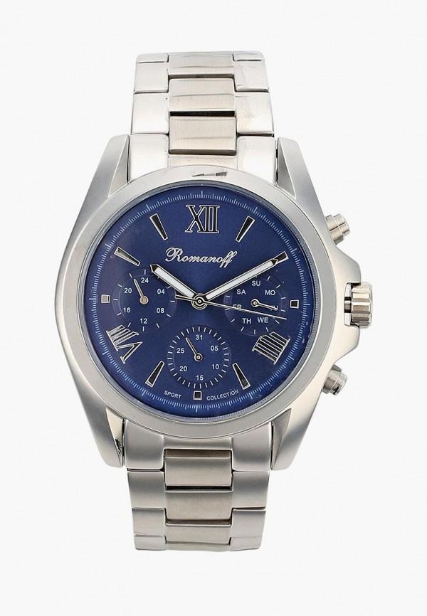 Купить Часы Romanoff, RO003DMWDL28, серебряный, Осень-зима 2018/2019