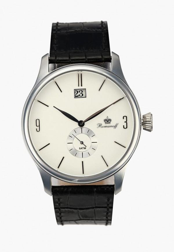 Купить Часы Romanoff, ro003dmzgt28, черный, Весна-лето 2019