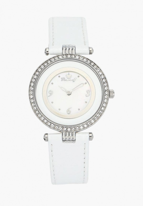 Часы Romanoff, RO003DWADVB0, белый, Весна-лето 2018  - купить со скидкой
