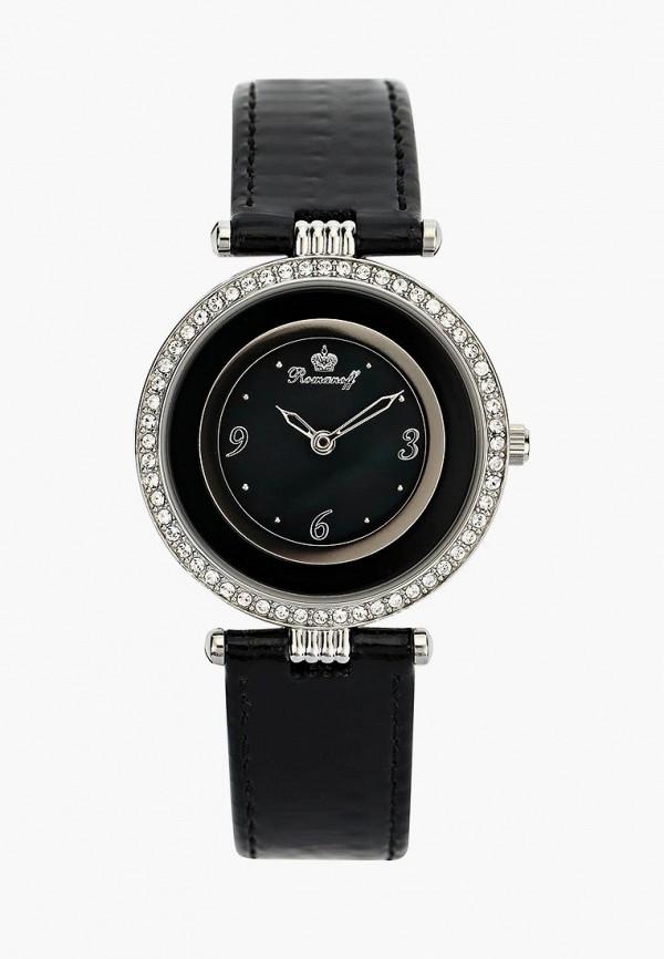 Часы Romanoff, RO003DWADVB1, черный, Весна-лето 2018  - купить со скидкой