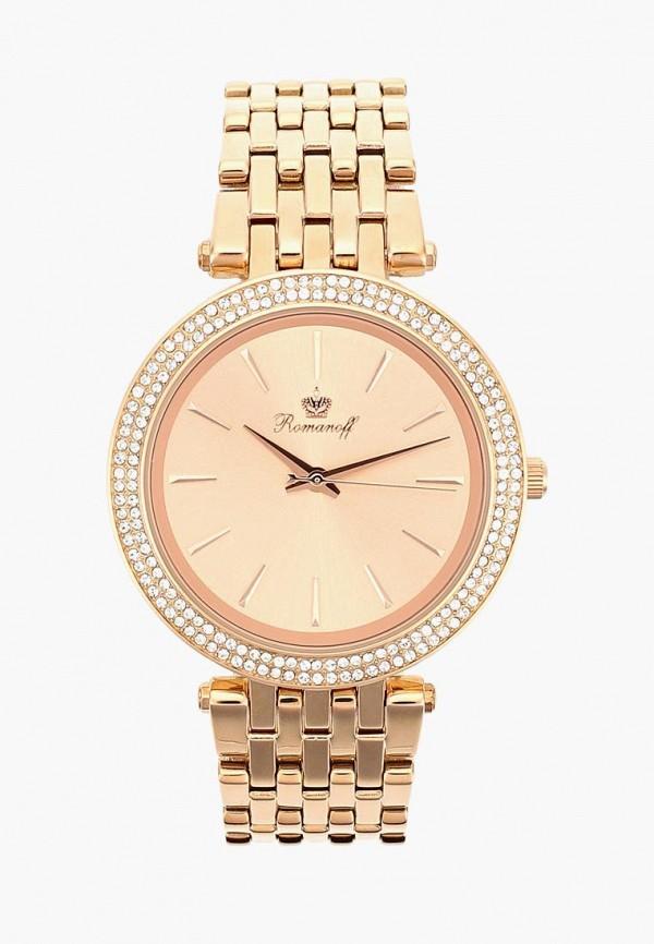 Часы Romanoff Romanoff RO003DWAQJU2 часы romanoff romanoff ro003dwpna29