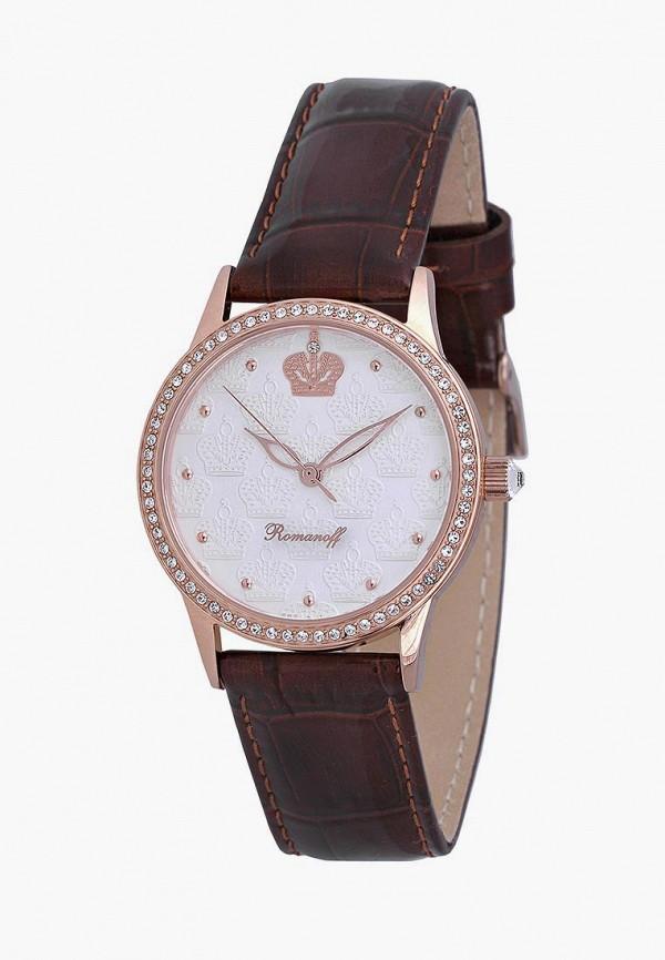 Купить Часы Romanoff, ro003dwbcw76, коричневый, Осень-зима 2018/2019
