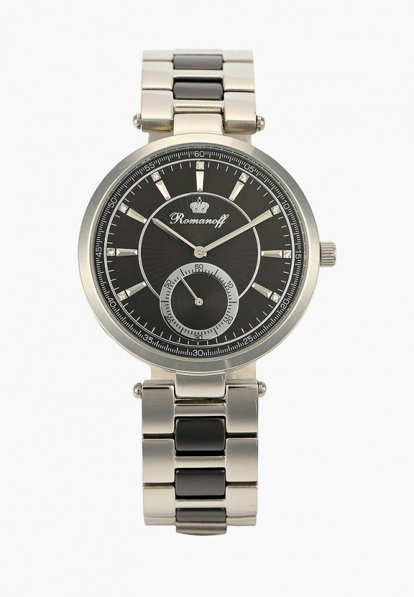 Часы Romanoff Romanoff RO003DWCAVN3 часы romanoff romanoff ro003dmygx28