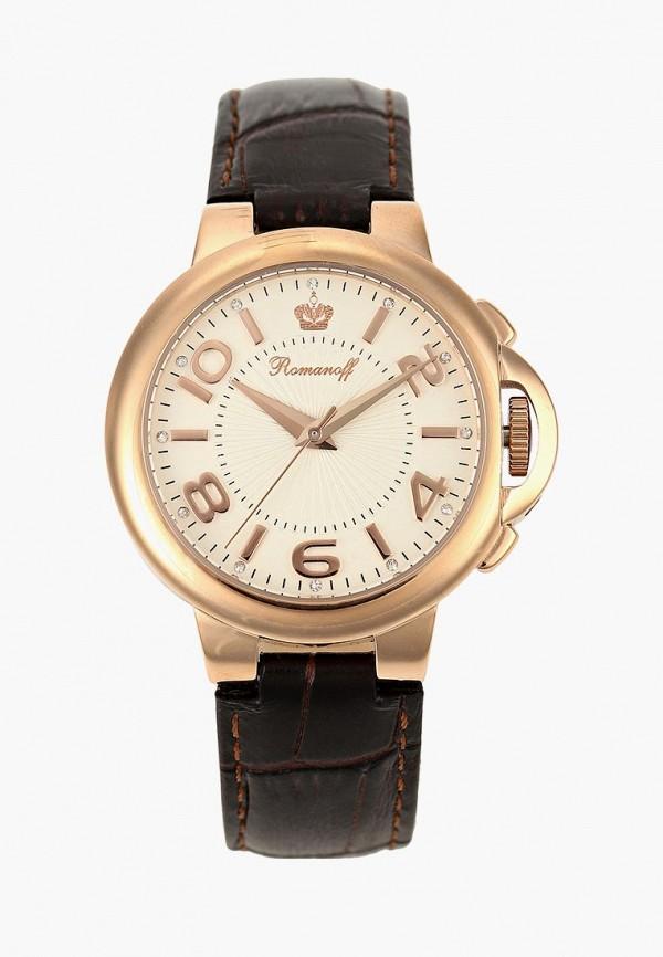 Купить Часы Romanoff, ro003dwcavn4, коричневый, Весна-лето 2019