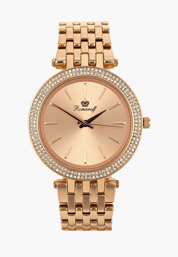 Купить Часы Romanoff, RO003DWCAVO3, золотой, Осень-зима 2018/2019