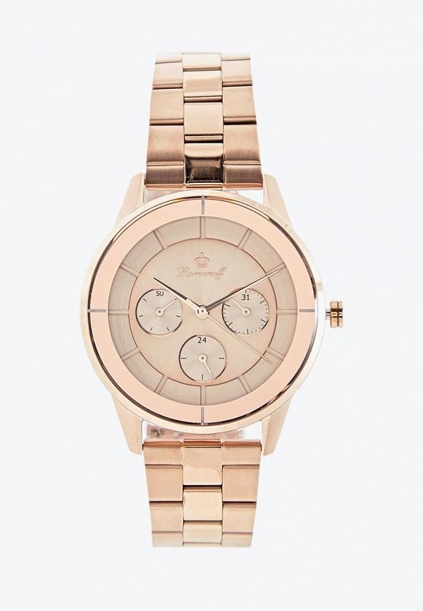 Часы Romanoff, ro003dwefwy5, золотой, Весна-лето 2019  - купить со скидкой