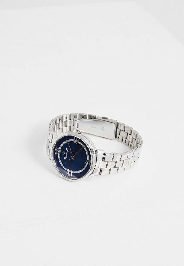 Фото 3 - Женские часы Romanoff серебрянного цвета