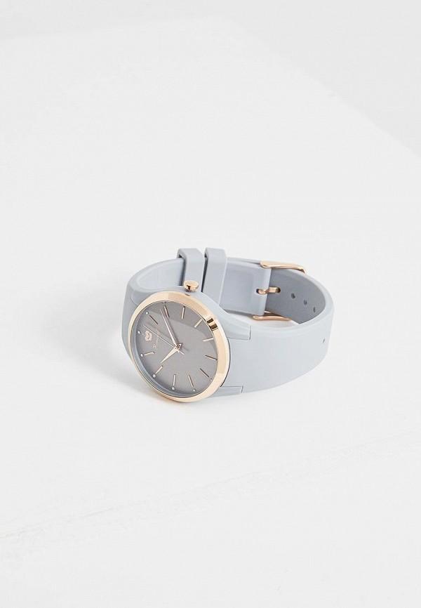 Фото 3 - Женские часы Romanoff серого цвета