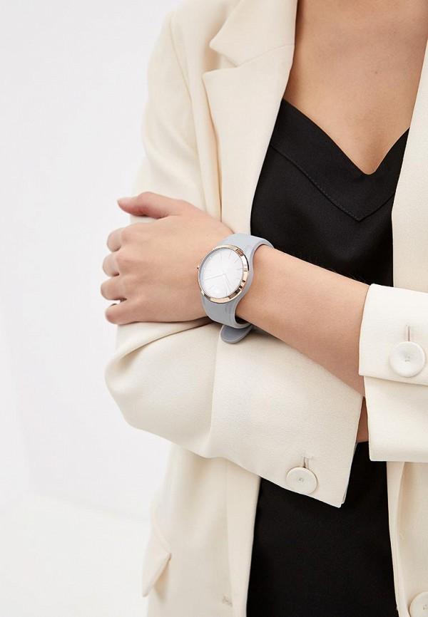 Фото 5 - Женские часы Romanoff серого цвета