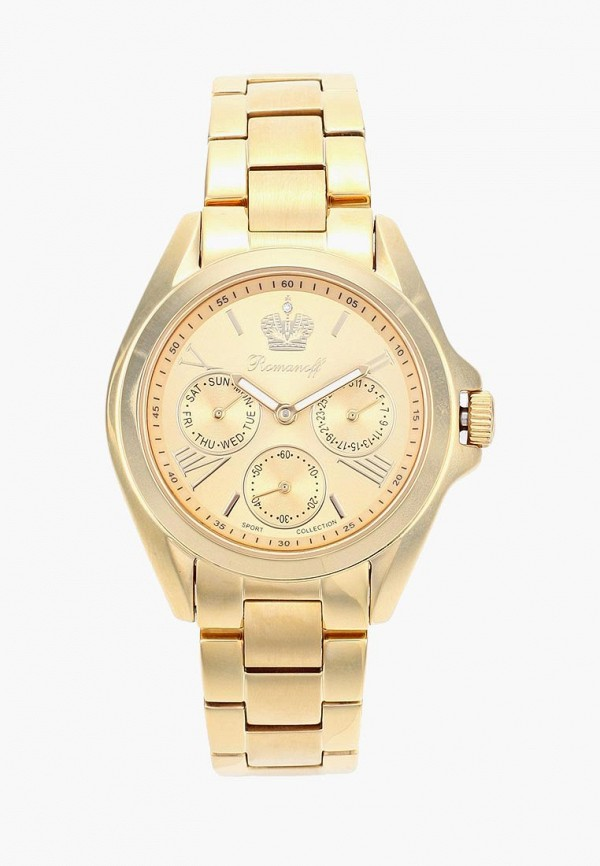 Купить Часы Romanoff, RO003DWLZR34, золотой, Осень-зима 2018/2019
