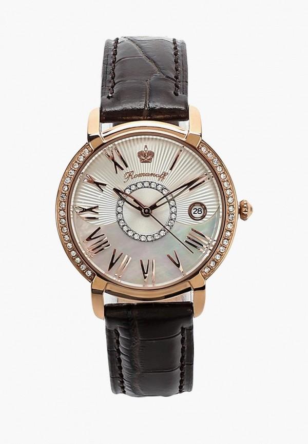 Часы Romanoff, RO003DWSBS35, коричневый, Осень-зима 2018/2019  - купить со скидкой
