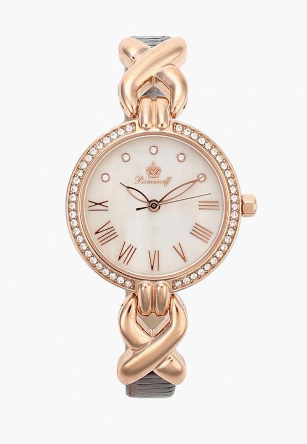 Купить Часы Romanoff, RO003DWWDL35, бордовый, Осень-зима 2018/2019