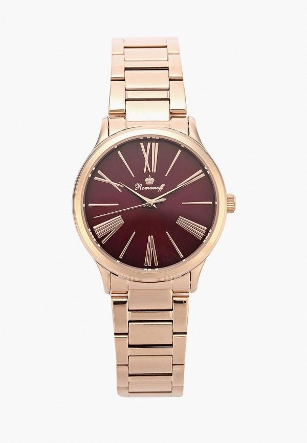 Купить Часы Romanoff, ro003dwydu85, золотой, Осень-зима 2018/2019