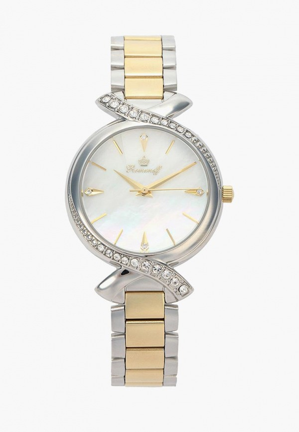 Купить Часы Romanoff, RO003DWYDU95, серебряный, Осень-зима 2018/2019