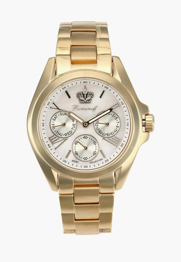 Купить Часы Romanoff, RO003DWZGT26, золотой, Весна-лето 2018