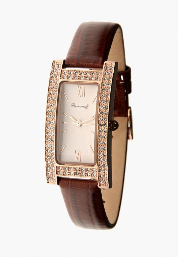 Купить Часы Romanoff, ro003hwjl720, коричневый, Осень-зима 2018/2019
