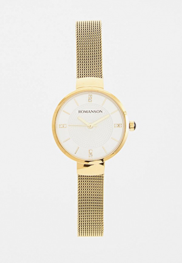 Часы Romanson Romanson RO007DWEVWS1 цена