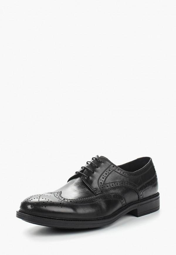 мужские туфли rosconi, черные