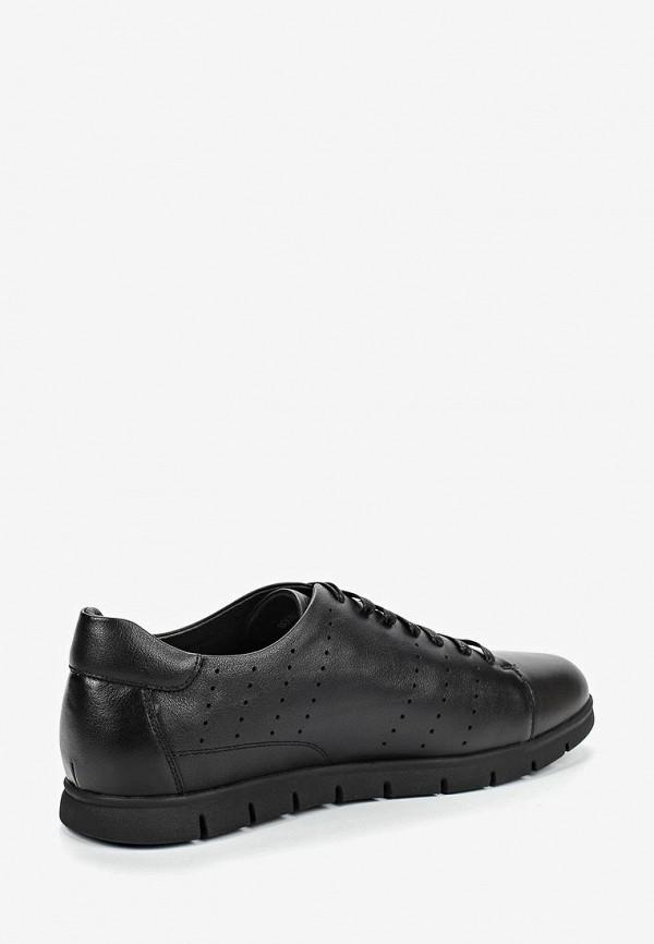Фото 3 - мужские кроссовки Rosconi черного цвета