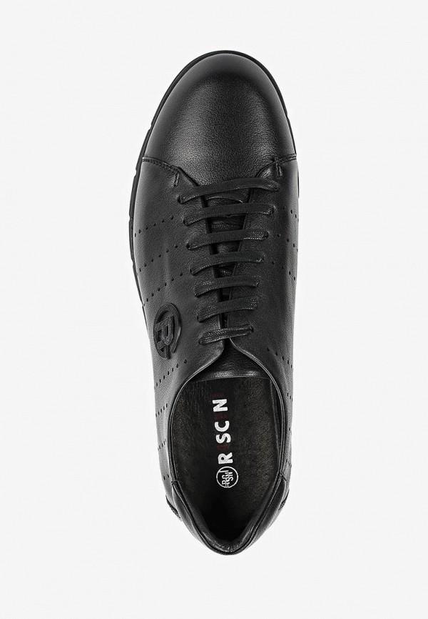 Фото 4 - мужские кроссовки Rosconi черного цвета