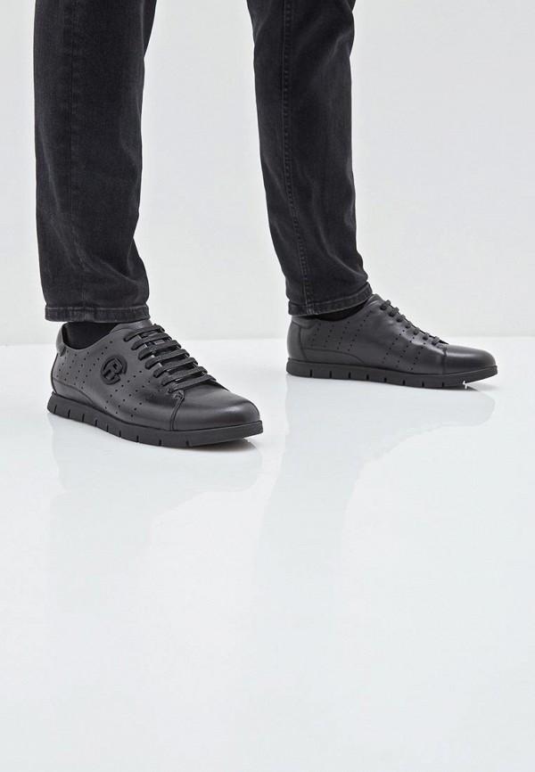 Фото 6 - мужские кроссовки Rosconi черного цвета