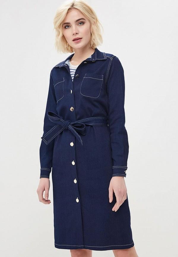 Платье джинсовое Rodier Rodier RO038EWAPOH1 джемпер rodier rodier ro038ewapoi5