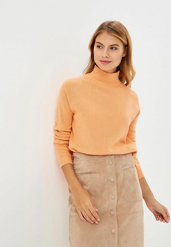 женский свитер rodier, оранжевый