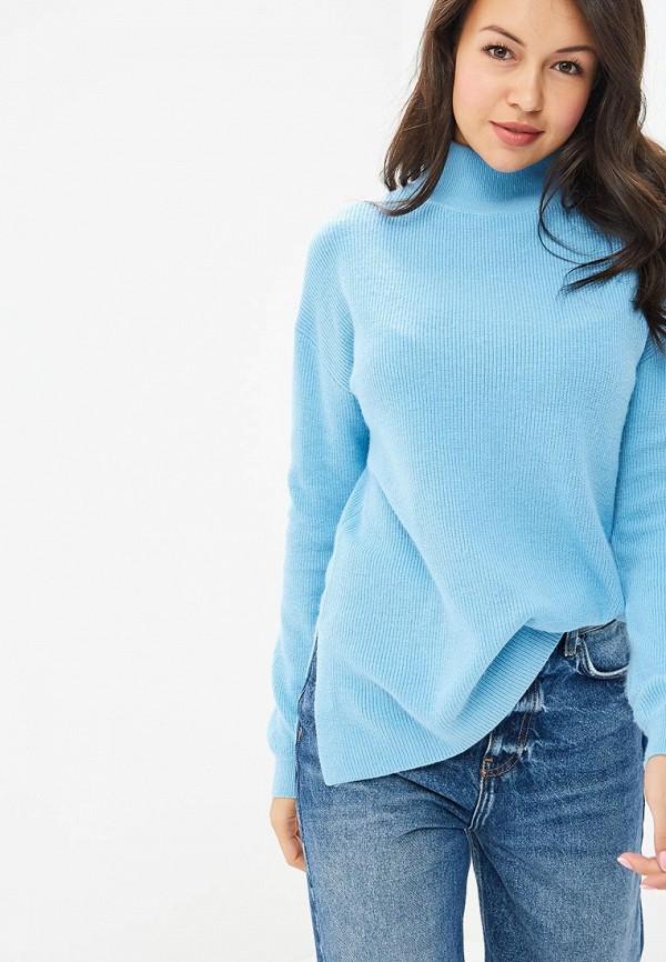 женский свитер rodier, голубой