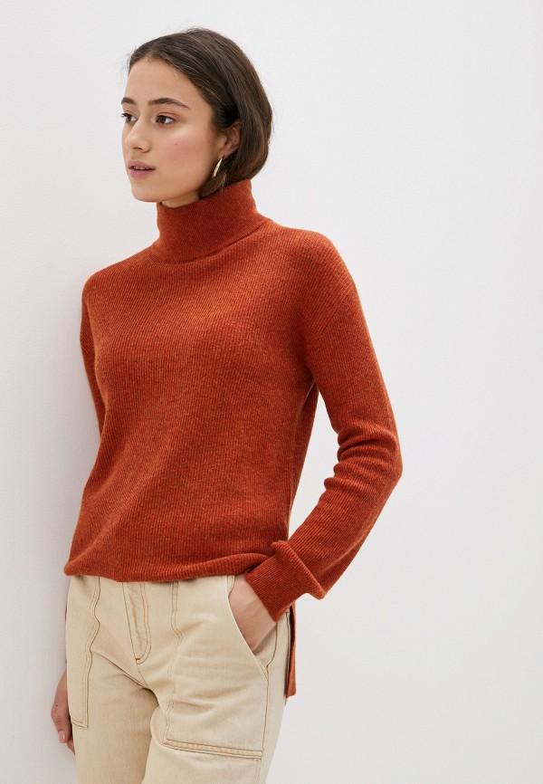 женский свитер rodier, коричневый