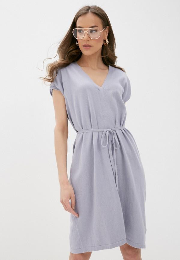 женское повседневные платье rodier, фиолетовое