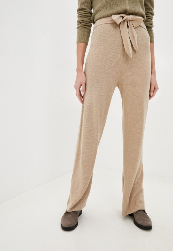 женские брюки rodier, бежевые