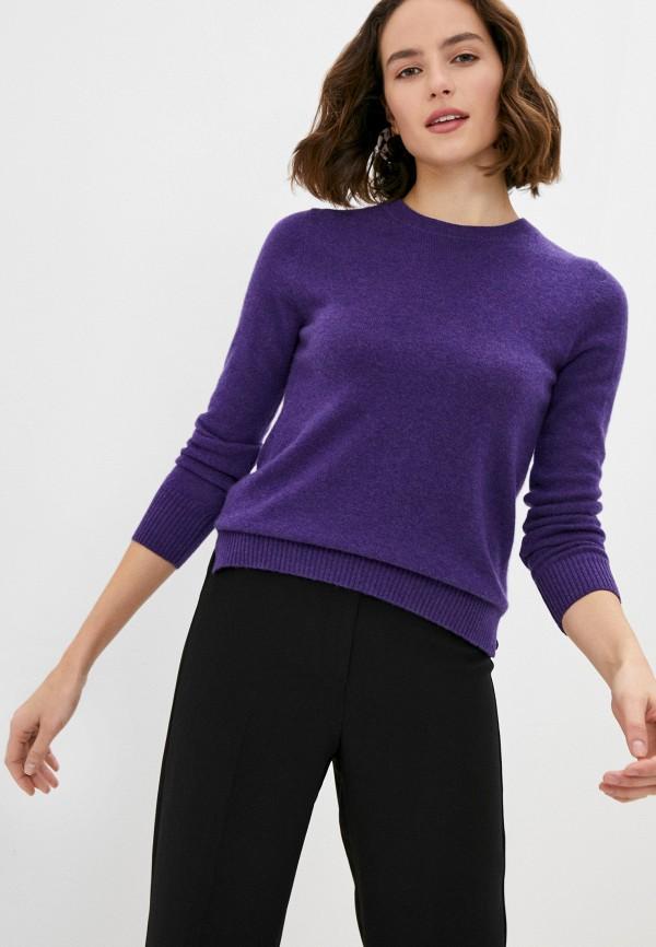 женский джемпер rodier, фиолетовый