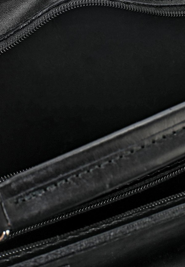 Фото 3 - Мужской портфель Roberta Rossi черного цвета