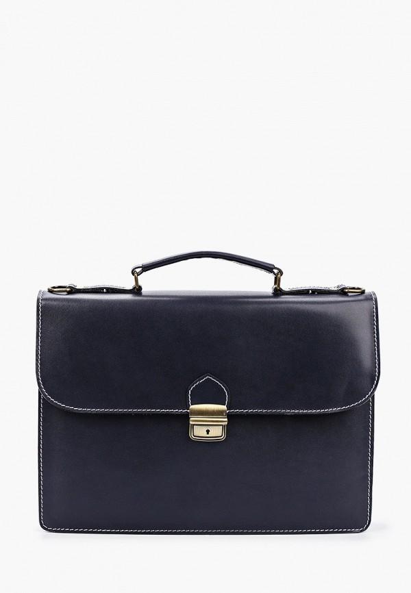 мужской портфель roberta rossi, синий