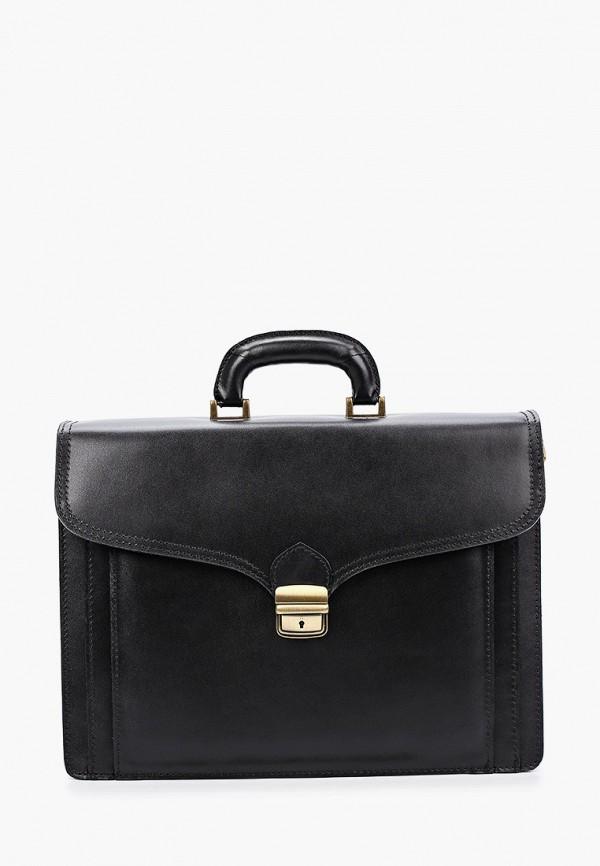 мужской портфель roberta rossi, черный