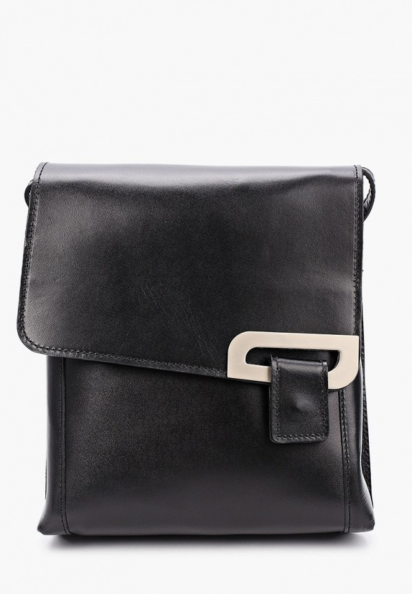 мужская сумка roberta rossi, черная