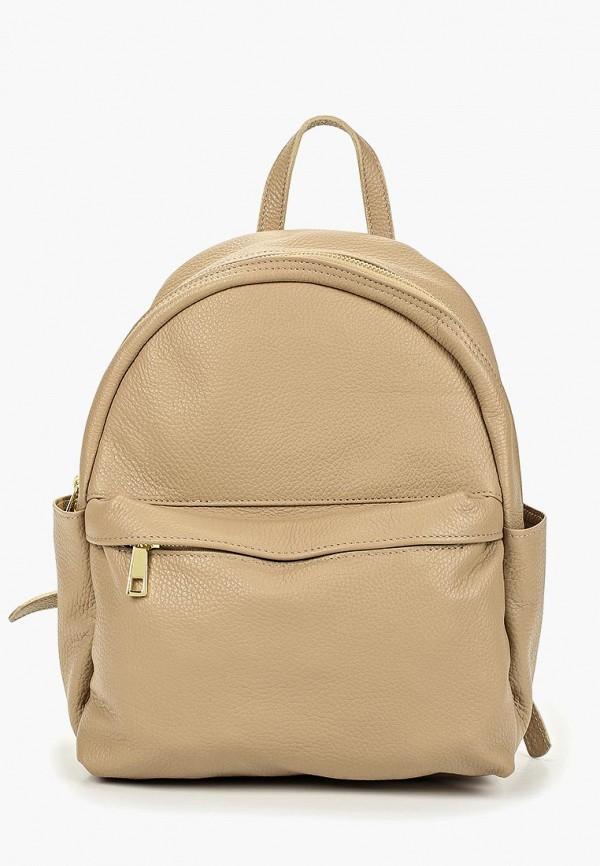 Фото - Женский рюкзак Roberta Rossi бежевого цвета