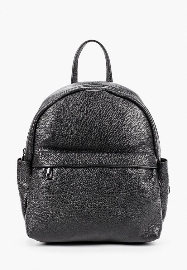 женский рюкзак roberta rossi, черный