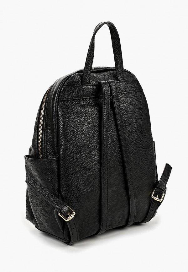 Фото 2 - Женский рюкзак Roberta Rossi черного цвета