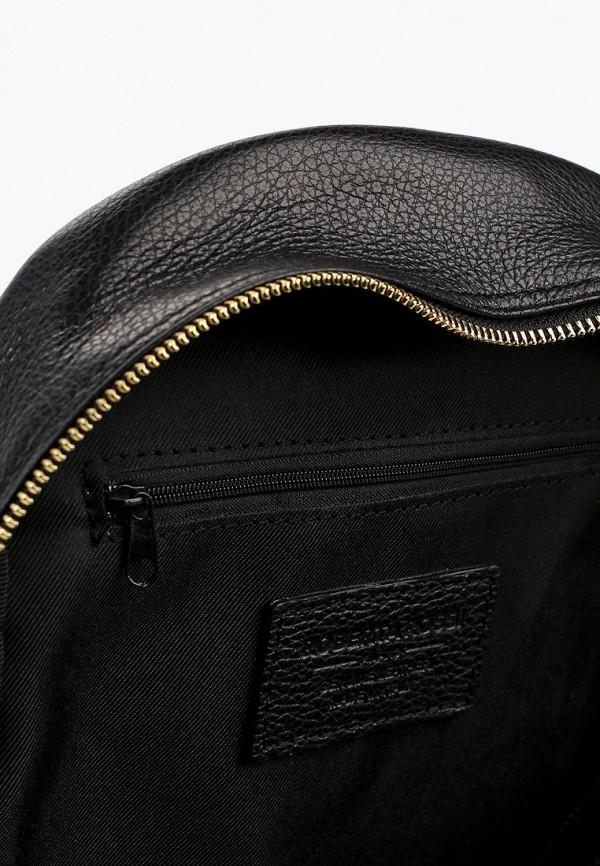 Фото 3 - Женский рюкзак Roberta Rossi черного цвета