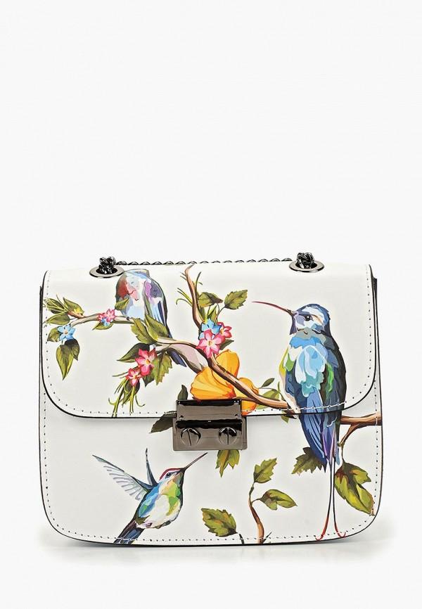 Фото - Женскую сумку Roberta Rossi белого цвета