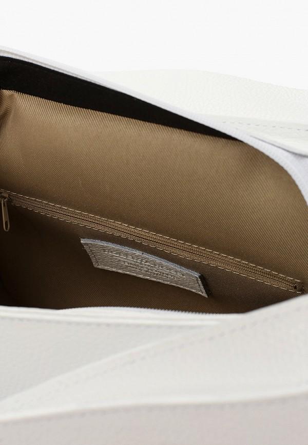 Фото 3 - Женские сумки и аксессуары Roberta Rossi белого цвета