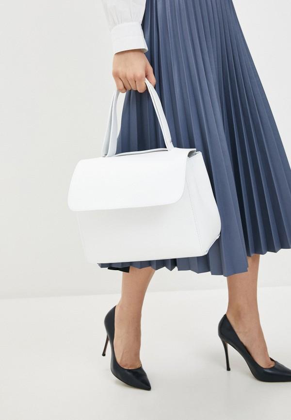 Фото 4 - Женские сумки и аксессуары Roberta Rossi белого цвета