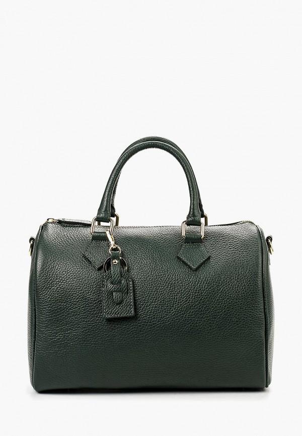 женская сумка roberta rossi, зеленая