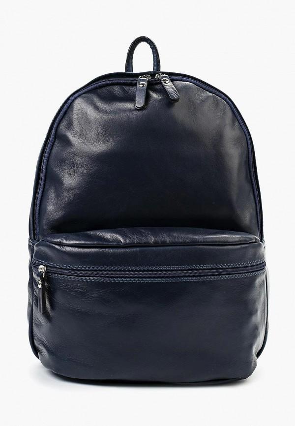 женский рюкзак roberta rossi, синий