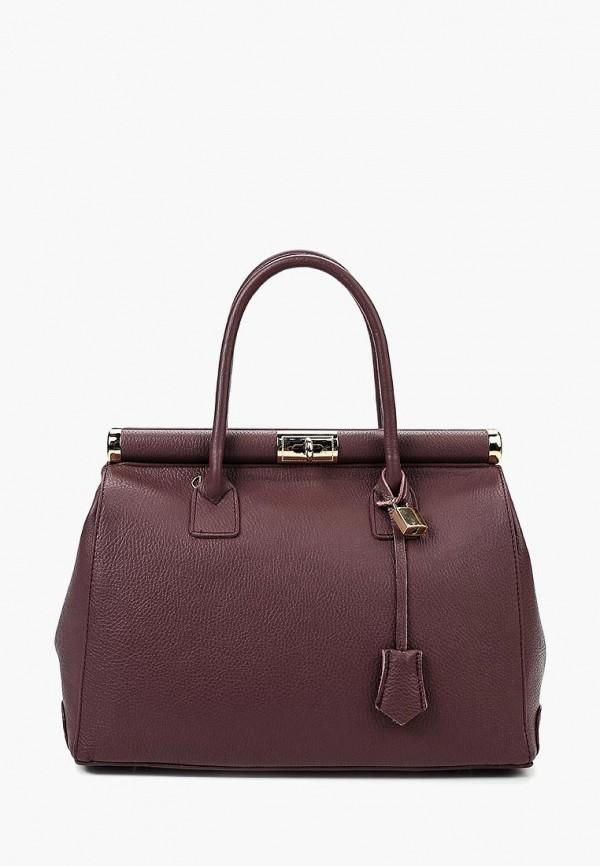 женская сумка roberta rossi, фиолетовая