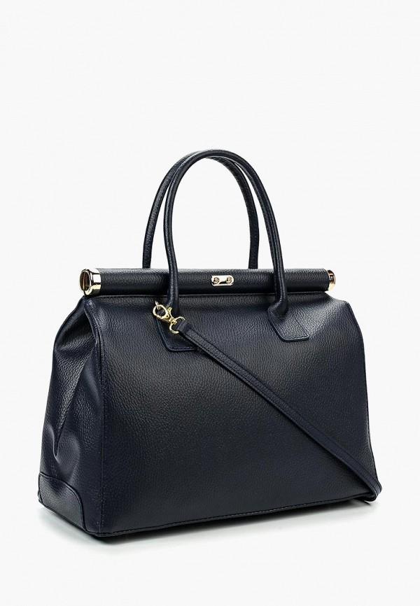 Фото 2 - женскую сумку Roberta Rossi синего цвета