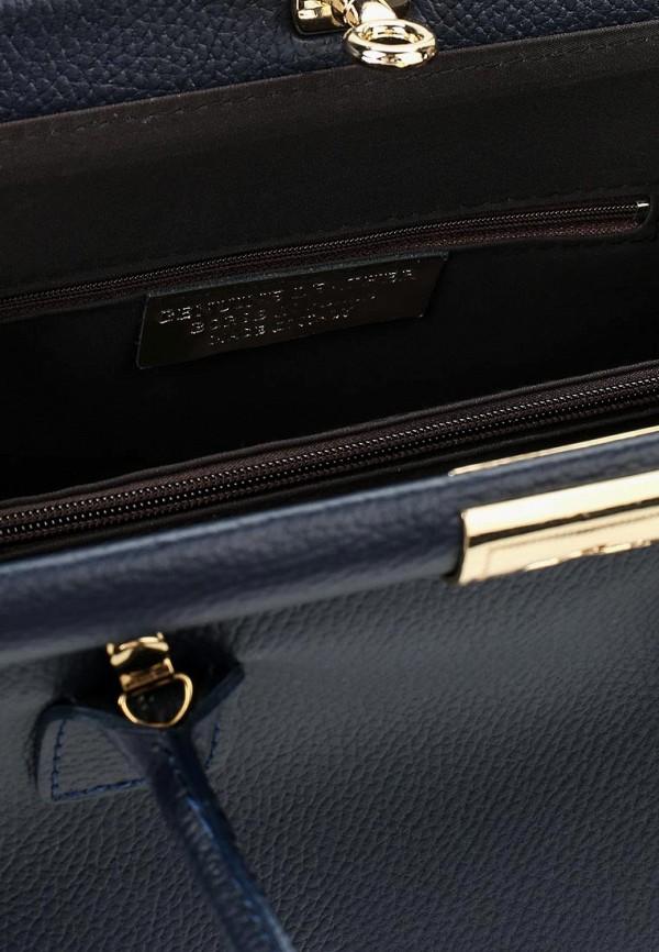 Фото 3 - женскую сумку Roberta Rossi синего цвета