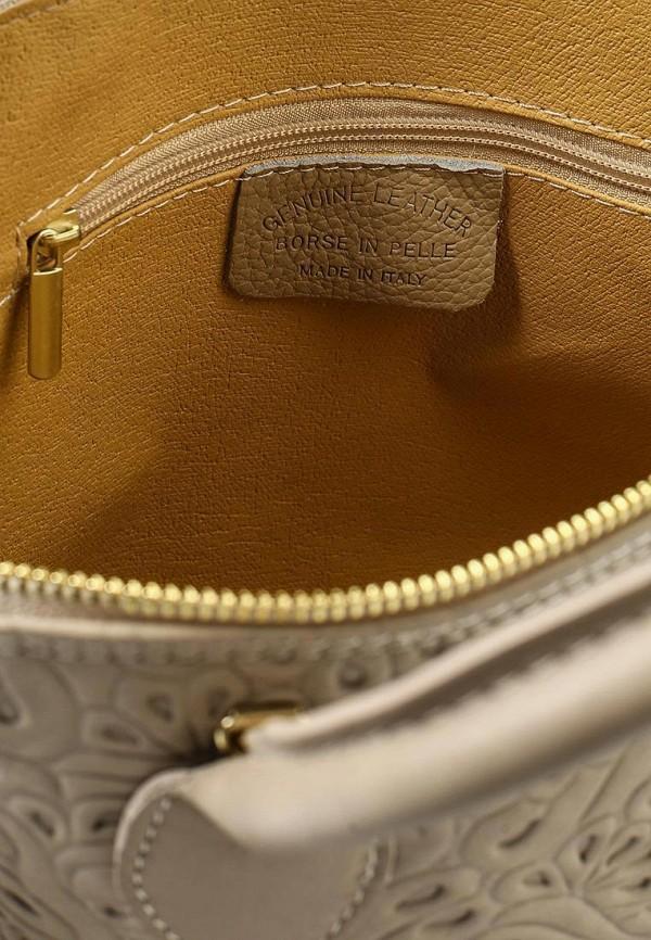Фото 3 - Женские сумки и аксессуары Roberta Rossi бежевого цвета